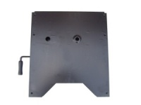 Sportscraft Seat Swivel Base Plate Turntable - Mercedes Sprinter/VW LT35 upto 2006 Passenger Side
