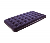 Royal Single Flock Airbed with Pump