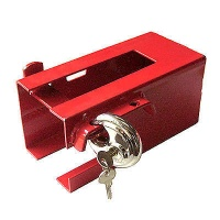 Summit Trailer Hitch Lock