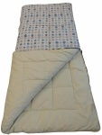 SunnCamp Baubles Blue King Size Single Sleeping Bag