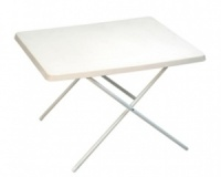 Sunncamp White Folding Camping Table