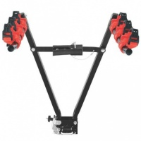 Streetwize Tow Ball Mounted 3 Cycle Carrier Bike Rack