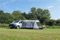 Kampa Travel Pod Mini Air Freestanding Drive Away Campervan Awning