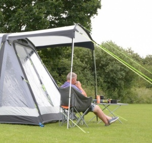 Kampa Travel Pod Motion Air Canopy For Drive Away Campervan Awning