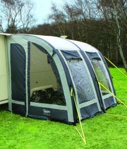 Leisurewize Ontario Air 280 Inflatable Caravan Porch Awning