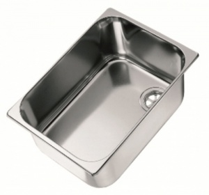 Can Rectangular Stainless Steel Sink 355 x 260