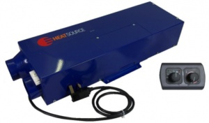 Propex Heatsource HS2000E V2 Heater Unit + Twin Outlet Vehicle Kit