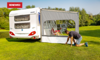 Fiamma Side W Panel For Caravanstore XL & F35 Pro Awning