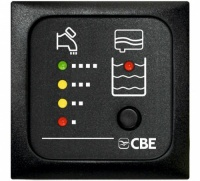 CBE Fresh And Waste Water Tank Level Probe Indicator Gauge Kit