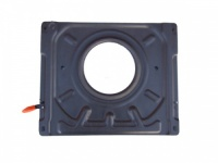 FASP Seat Swivel Base Plate Turntable - Fiat Ducato / Boxer / Relay 2002-2006 Passenger Side