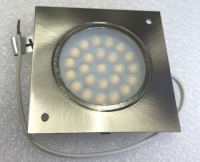 Recessed 12v 24 LED Square Downlighter