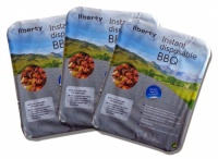Liberty Leisure Instant Disposable Grill for BBQ (Pack of 3 or 6)