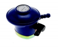 Butane 21mm Clip On Gas Regulator