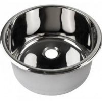 Can Stainless Steel Round Sink (425mm)