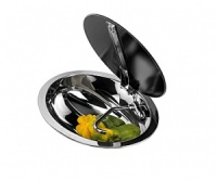 Can LR1450 - Oval Sink With Glass Lid