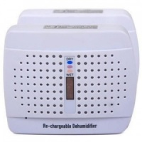 Rechargable Dehumidifier (Twin Pack)