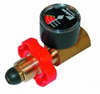 Gaslow Propane Easy-Fit Adapter Gauge