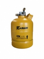 Gaslow R67 2.7Kg Refillable Cylinder With Level Gauge