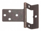 Cranked Flush Hinge Heavy Duty