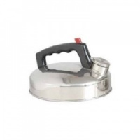 SunnCamp 1 Litre Stainless Steel Camping Whistling Kettle