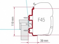 Fiamma F45 Awning Adapter Kit - Hymer Exsis