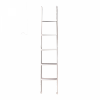 Aluminium Bunk Bed Ladder 1350 x 290mm