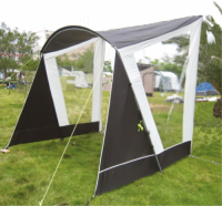 Leisurewize Helios 260 Sunshade Porch Awning Shelter