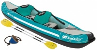 Sevylor Madison 2 Person Inflatable Kayak Kit