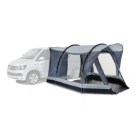 Kampa Dometic Action VW Poled Drive Away Freestanding Awning 2020