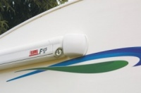 Fiamma Awning Spoiler S