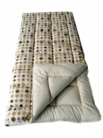 SunnCamp Baubles Beige Super King Size Single Sleeping Bag