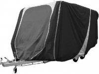 Leisurewize Breathable Charcoal Grey Caravan Cover 14-17 Ft